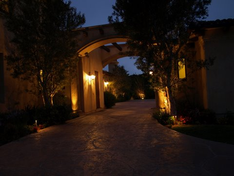Agoura Hills Exterior Lighting Modern Outdoor  Lighting