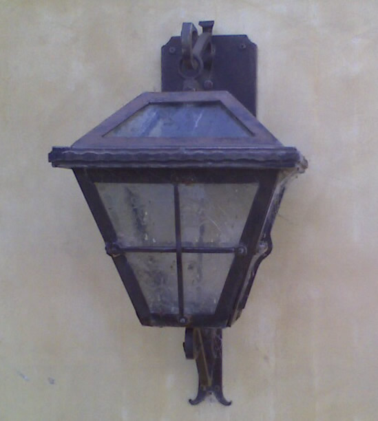 Agoura Hills Exterior Lighting Sconce